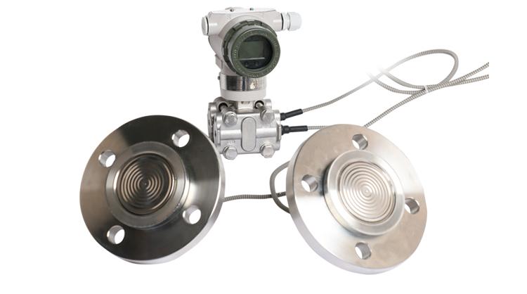 MIK-3051DP双法兰压力液位变送器 智能差压液位变送