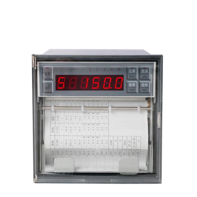 MIK-R1000有纸记录仪 数码管显示
