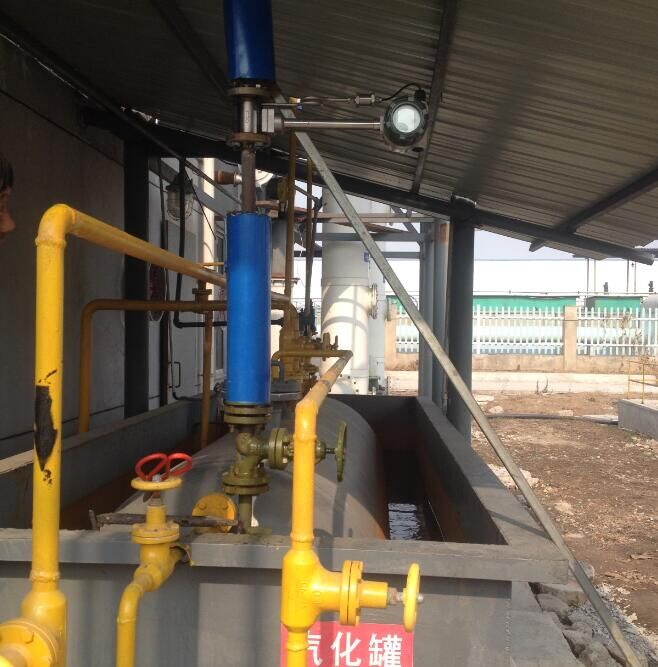 我司涡街vwin德赢AC米兰应用于蒸汽的测量