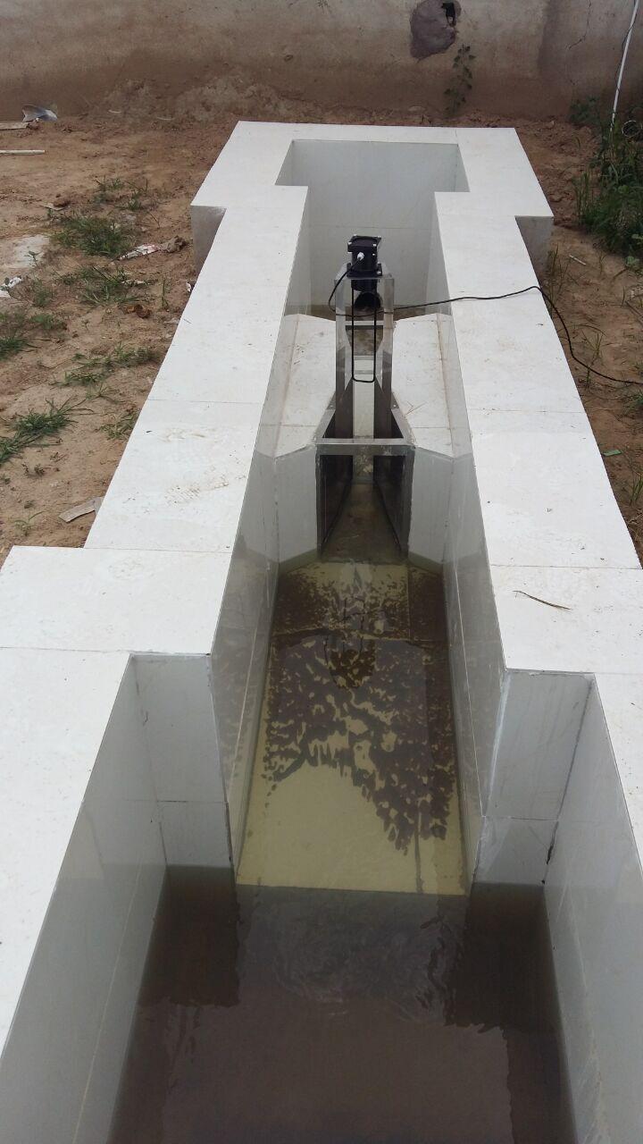 我司明渠vwin德赢AC米兰应用于污水的在线监测